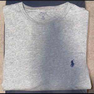 Ralph Lauren   Long Sleeve Pocket T-Shirt   Size M